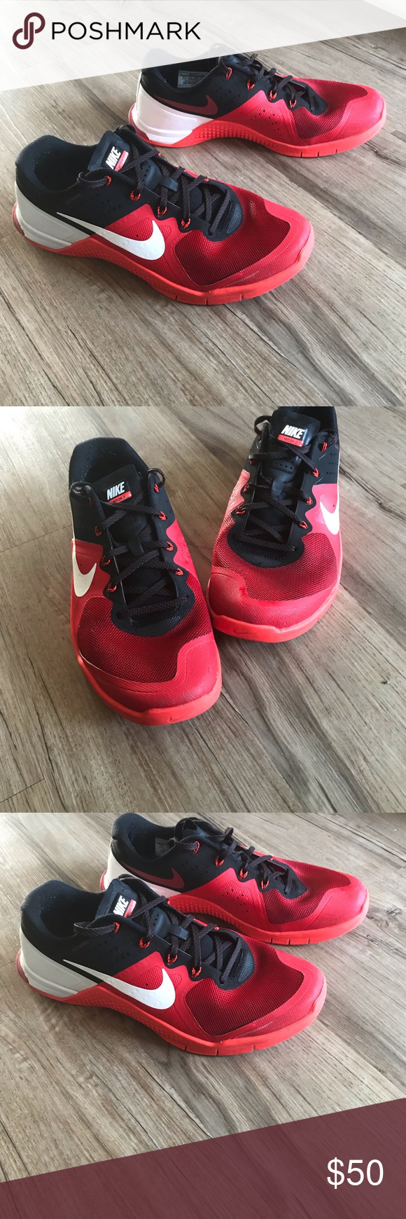 Flywire | Red nike, Nike metcon