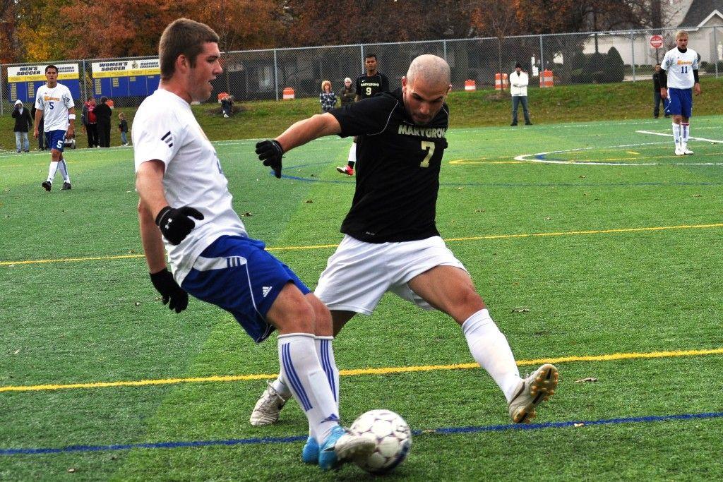 Marygrove College Athletics Men's Soccer vs. Madonna