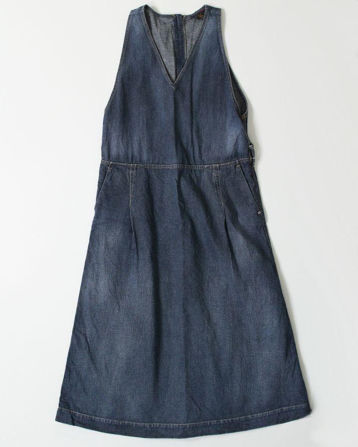 カチン1000チンツジャンパースカート 加工