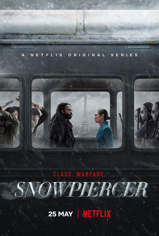 Snowpiercer Jenniferconnelly Daveeddiggs Mickeysumner Susanpark Benjaminhaigh Survival Film Netflix
