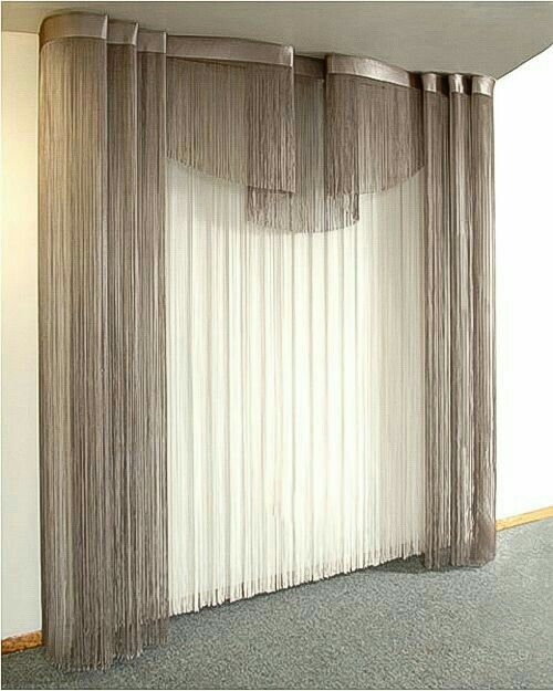 Pin de Delia Sanchez en cortinas   カーテン, ウィンドウトリートメント ...
