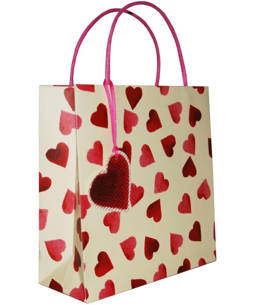 Buy Emma Bridgewater Hearts Medium Bags At Argos Co Uk Your Online