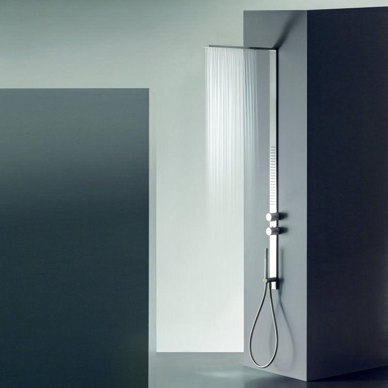 Bäderdesign  Fantini Multifunktions-Duschpaneel | Milanoslim ...