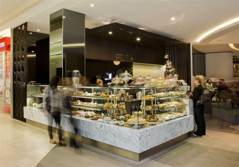 Dolce Espresso Buro Architects Interiors Restaurant Cafe S