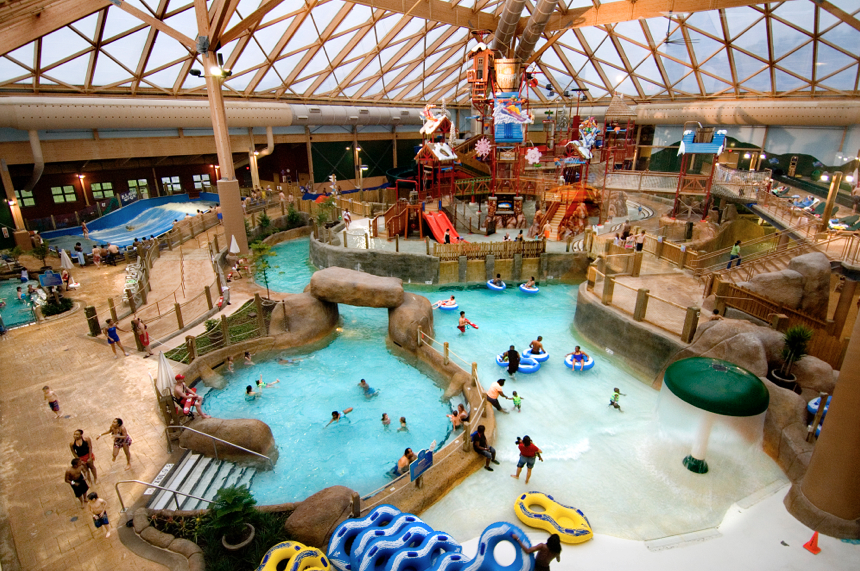 Aquatopia The New Waterpark Opening At Camelback Resort This Spring Is Everything Massanutten Resort Indoor Waterpark Water Park