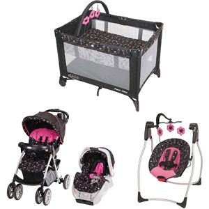 Graco Priscilla With 10 Off Coordinating Collection