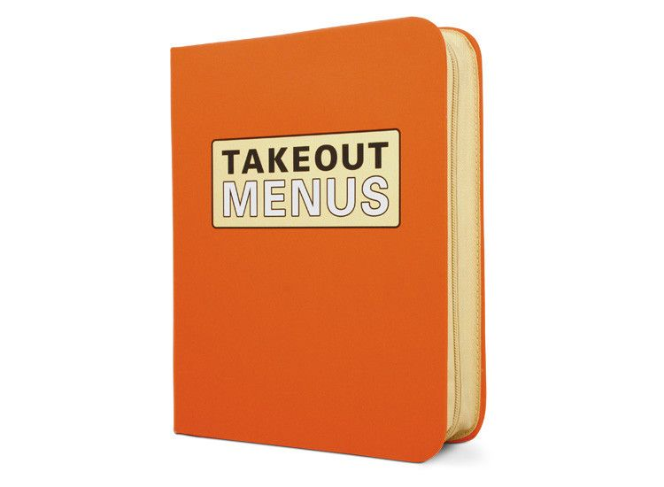 Takeout Menu Organizer. I think it would come in handy! @The ...