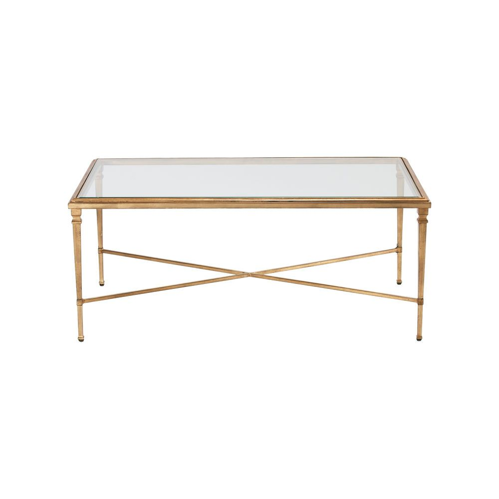 Ethan Allen Rectangular Coffee Tables: Rectangular Heron Coffee Table - Ethan Allen US