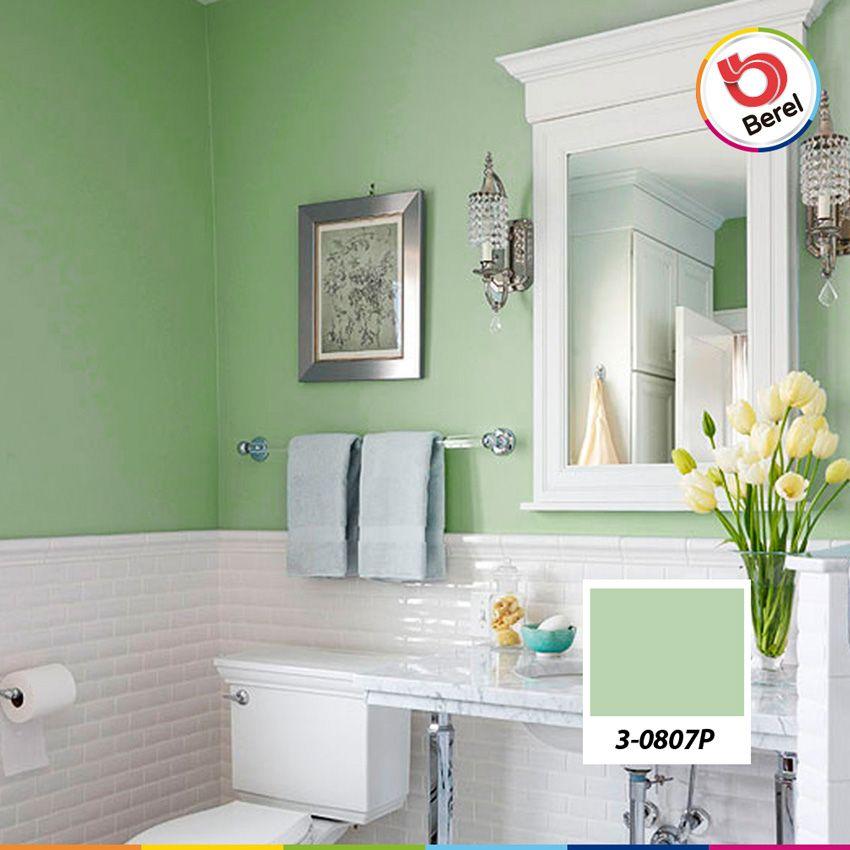 Los colores claros son ideales para espacios peque os for Decoracion hogar verde