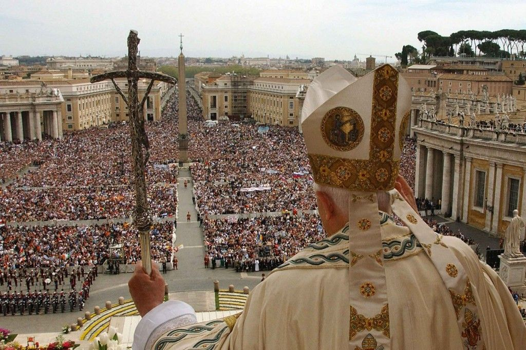 L'ultimo Angelus di Benedetto XVI - http://www.thereport.it/italia/ultimo-angelus-benedetto-xvi/