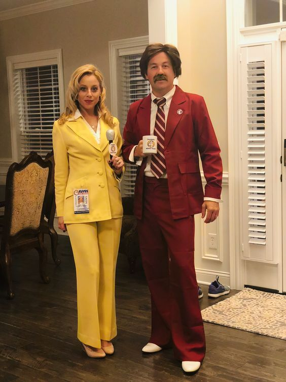 150+ Couples Halloween Costumes to make you both look like the Superstars of the party #coupleshalloweencostumeideas