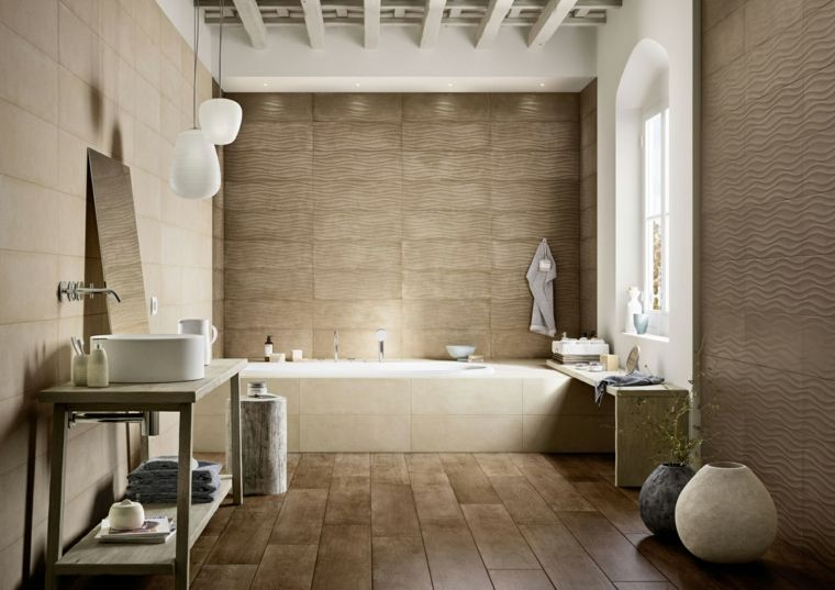 Bagni piastrelle moderne trendy with bagni piastrelle moderne