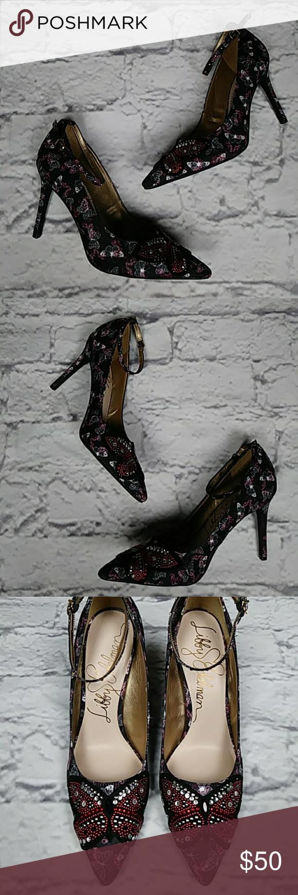 ac7989baf60c Libby edelman heel size 9 New no tags Libby eddelman heel Size 9 libby.  edelman Shoes Heels