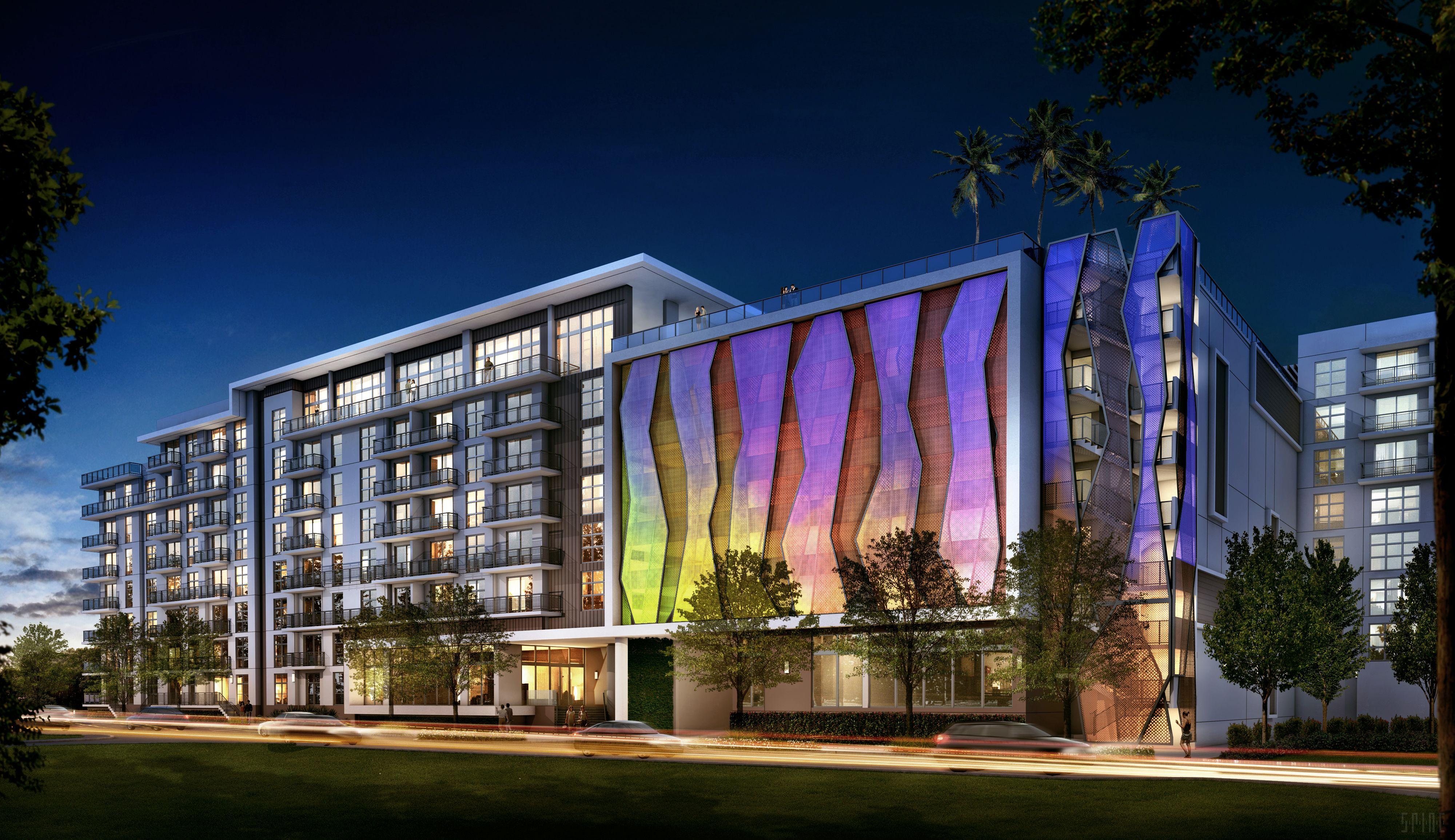 Modera Edgewater Miami Fl Coming 2018 Edgewater Building Landmarks