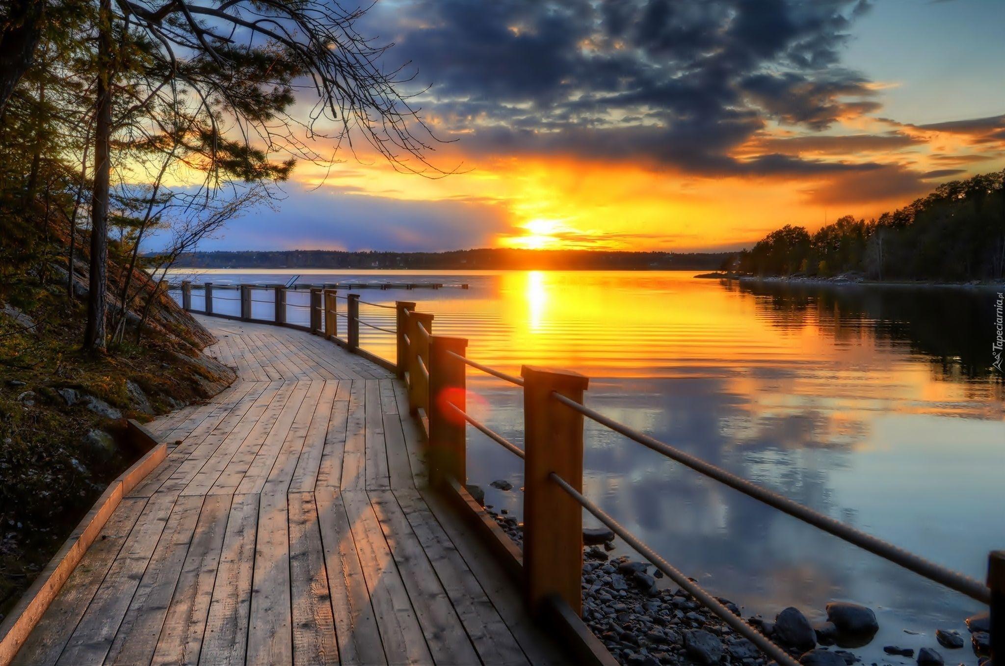 Nature Landscape Scenery Sky Sunset Beach Ocean Sunrise Sun Beautiful Sea