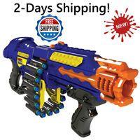 Nerf Gun Mega Mastodon Zombie Blaster Strike Rapid Fire Foam Modulus  Regulator N
