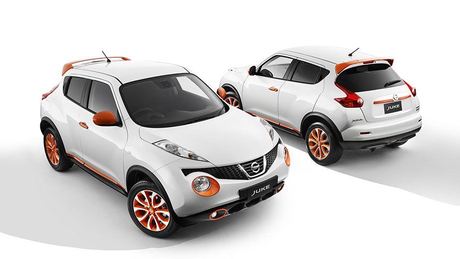 Nissan Juke 2015 Small Compact Suv Hatchback Juke