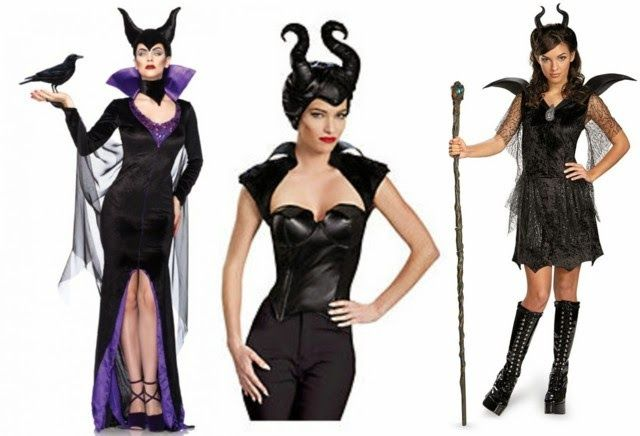 How to dress up like disneys maleficent halloween costumes and how to dress up like disneys maleficent solutioingenieria Images