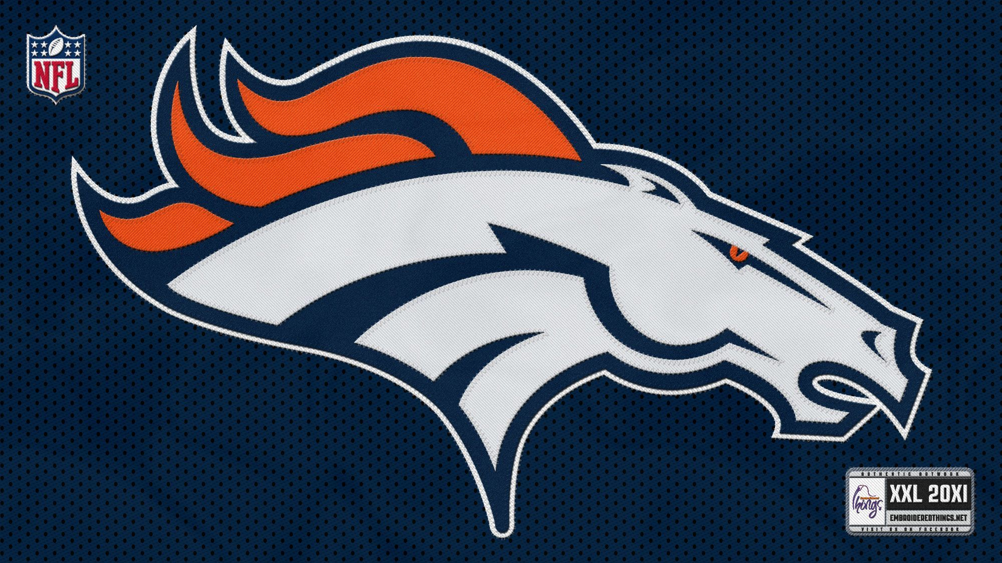 Denver Broncos Wallpaper Free Free Wallpapers Pinterest