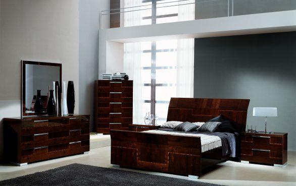 Alf Italia Pisa Italian Made Furniture Contemporary Bedroom