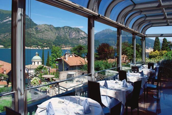 Restaurant Lake Como Lake como, Hotel restaurant, Hotel