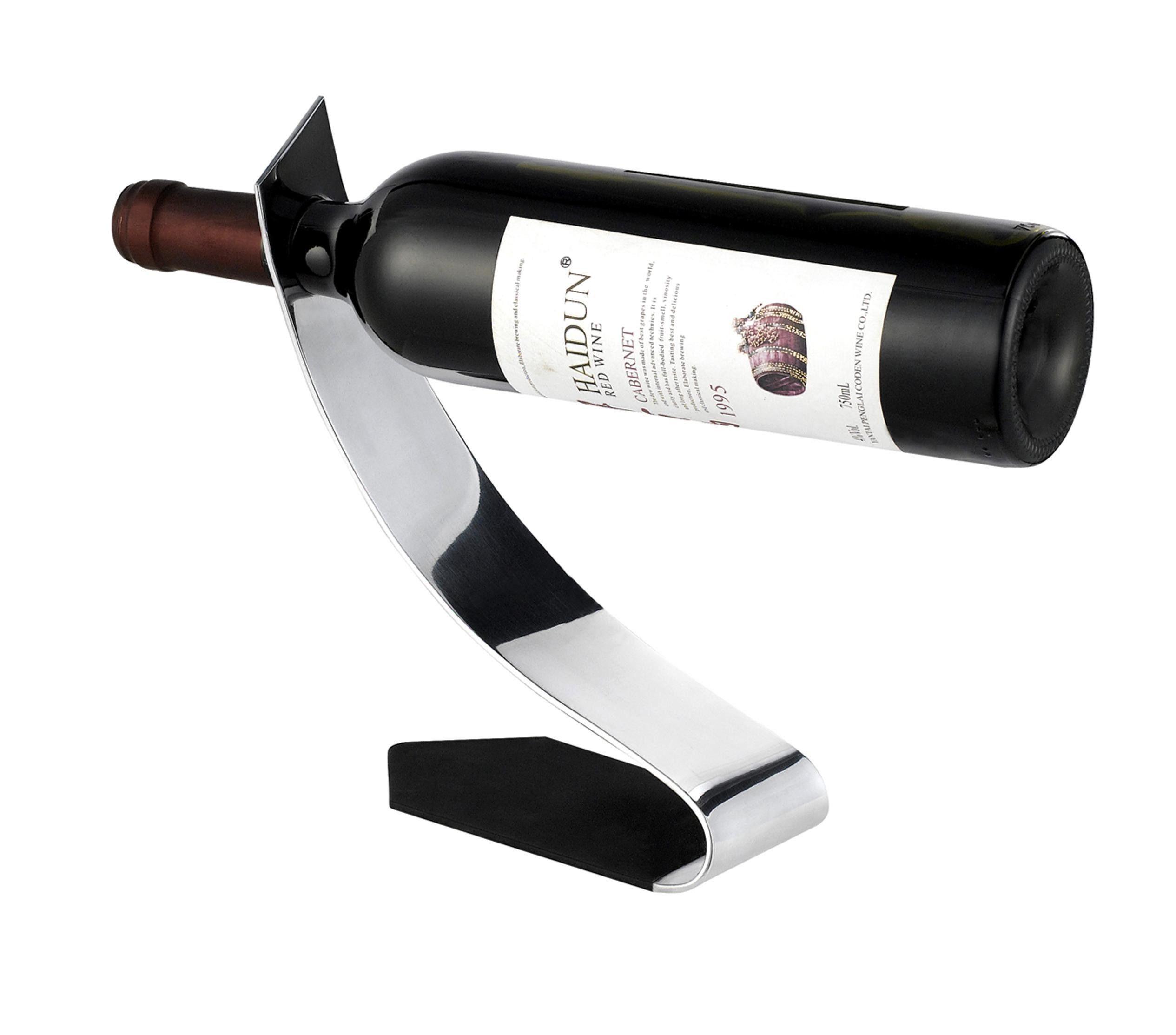Practico Portabotellas En Acero Inoxidable Marca Regal Wine Rack Wine Decor