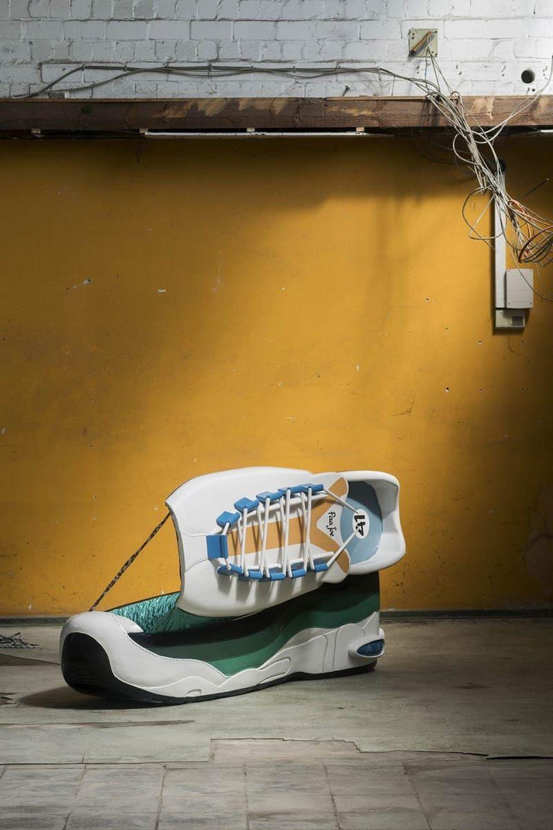 Vind je laatste rustplaats in een Nike Air Max doodskist