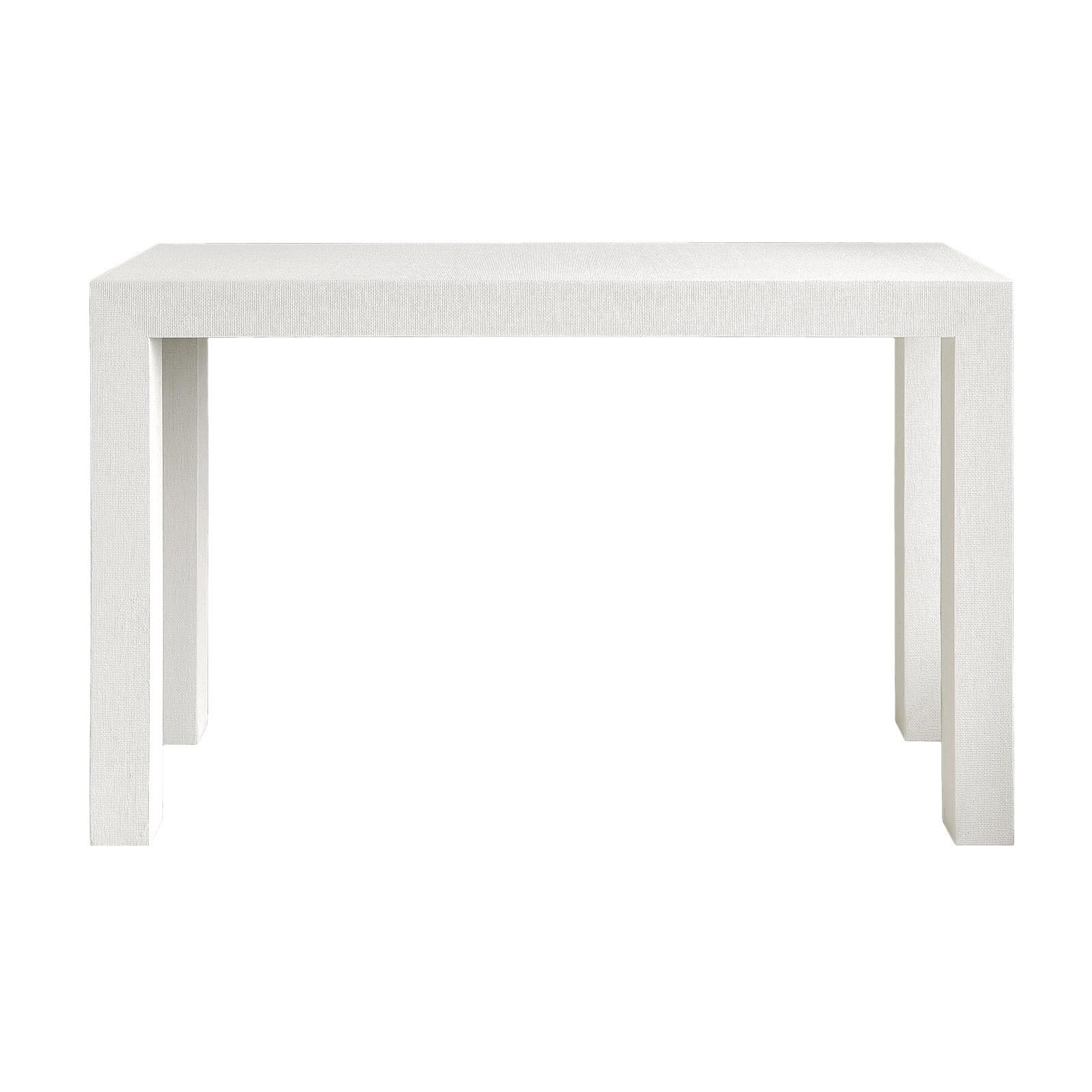 Stupendous Parsons Console Table White Living Room2 White Console Download Free Architecture Designs Lukepmadebymaigaardcom