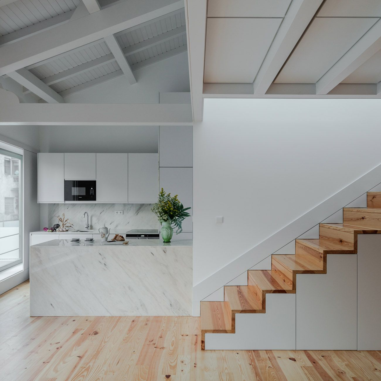 Pedro Ferreira Architecture Studio Gives New Life To A 19th Century House In Porto