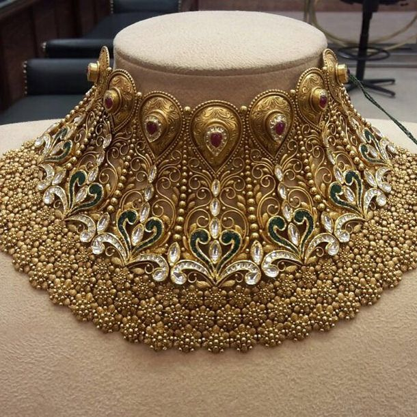Looking for the best indian bridal jewelry collection for your looking for the best indian bridal jewelry collection for your wedding you are at right junglespirit Image collections