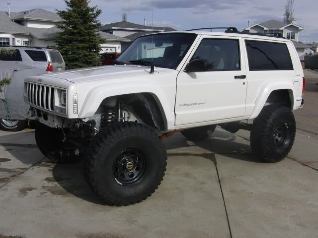 Bushwacker Flat Fender Flares Xj Google Search Jeep Cherokee