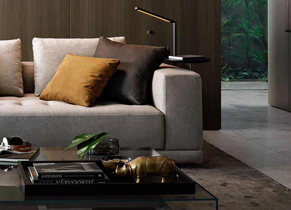 Felix Modular Sofa   Deep Seat Comfort | Tufted Seat | Lounge | Couch   King