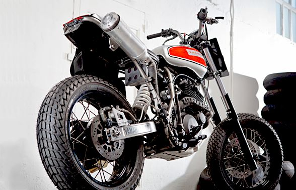 Kiddomotors / Yamaha XT 600