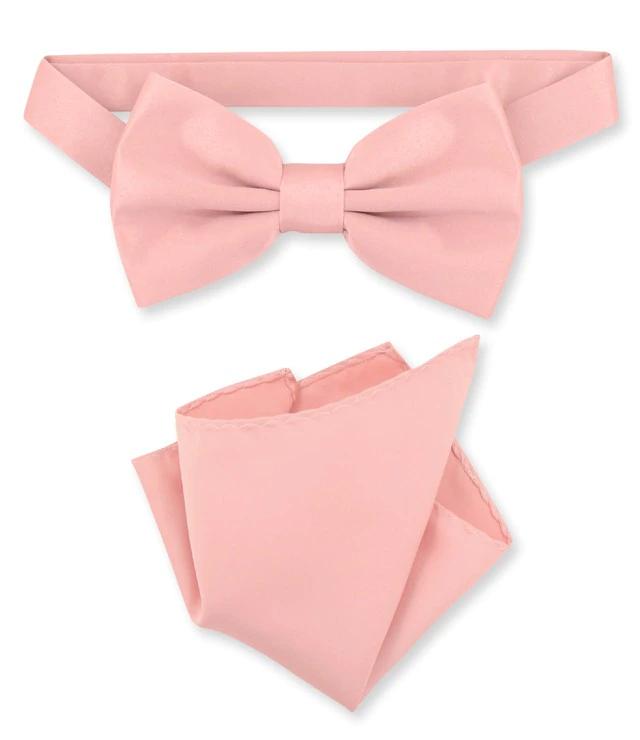Bow Ties Pink Bow Tie White Bow Tie Silk Bow Ties