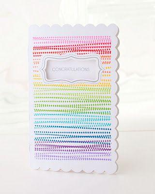 Rainbow!  Jeannette Lynton wow!