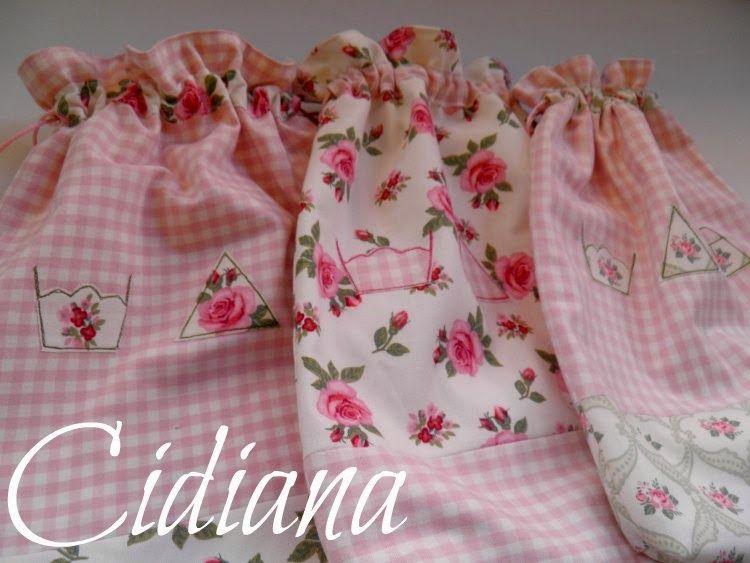 Bolsas de viaje ropa para lavar handmade cidiana - Bolsas vacio ropa ikea ...