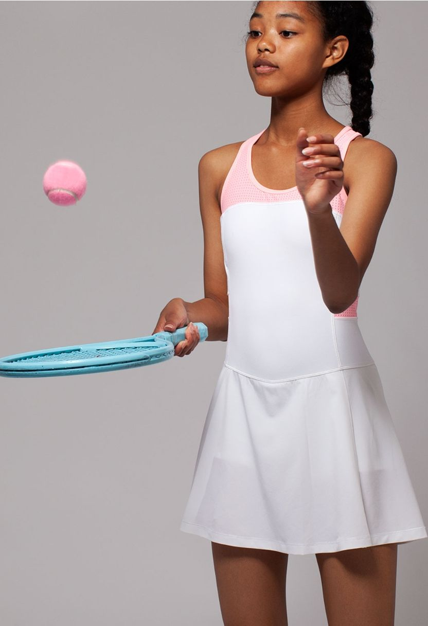 A cute tennis dress for a cute tennis player! Rally on!  f5eba1f61
