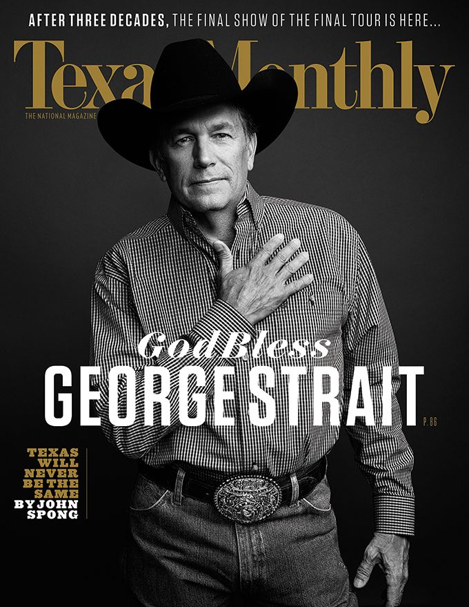 62 pictures of George Strait in Houston for his 62nd birthday