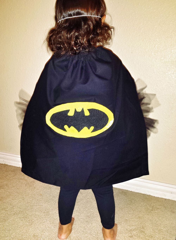 DIY No-Sew Batman Batgirl Costume | DIY Tule TuTu & DIY No-Sew Batman | Pinterest | Batgirl costume Batgirl and Tutu