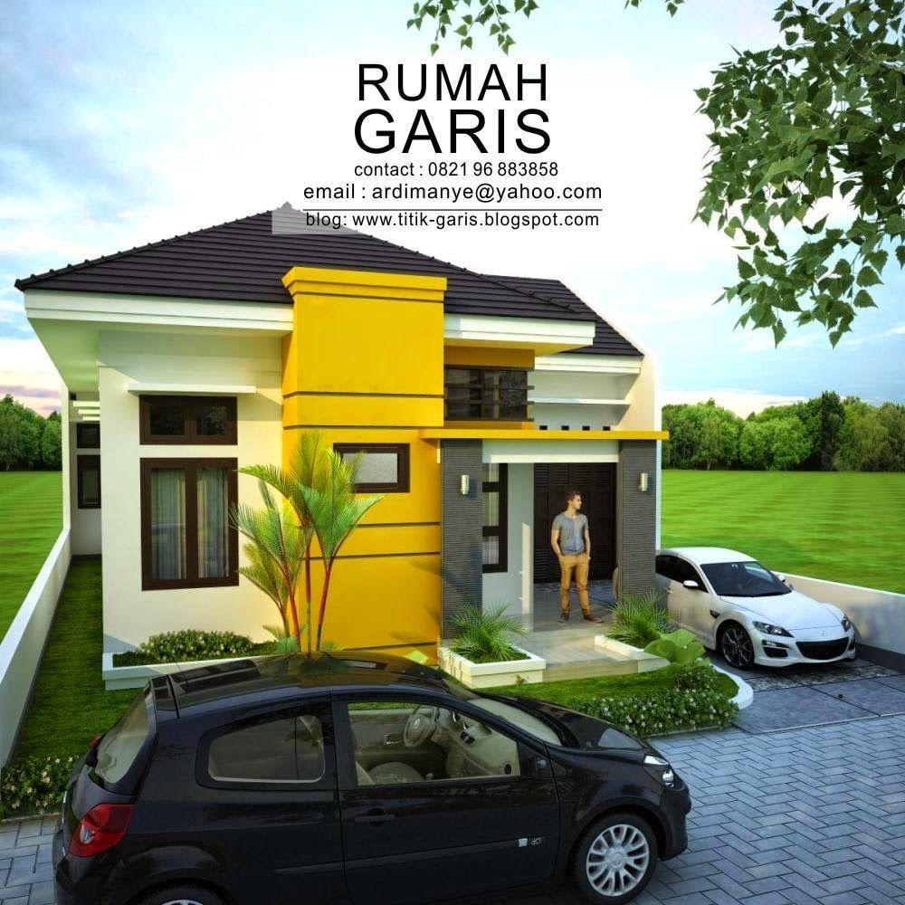 Jasa Desain Rumah Minimalis Modern Di Bone Tampak Depan Jpg 1000 1000 Rumah Desain Rumah Arsitektur