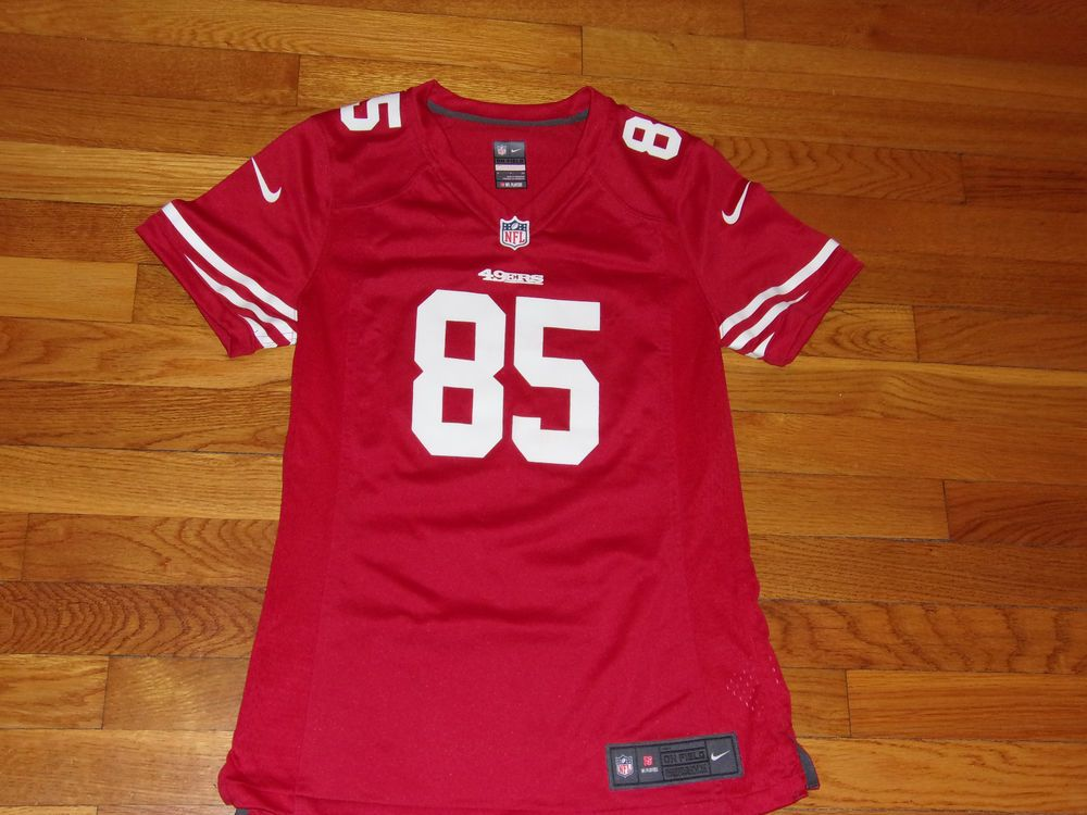 c9e6b88d7b17d NEW NIKE SAN FRANCISCO 49ERS VERNON DAVIS NFL FOOTBALL JERSEY WOMENS SMALL   fashion  sports  mem  cards  fan  shop  fanapparelsouvenirs  footballnfl  (ebay ...