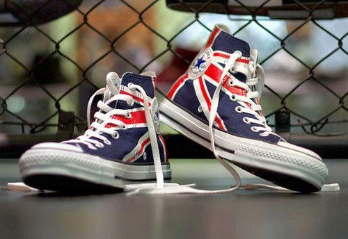 Converse Union Jack Pack Sneaker Freaker