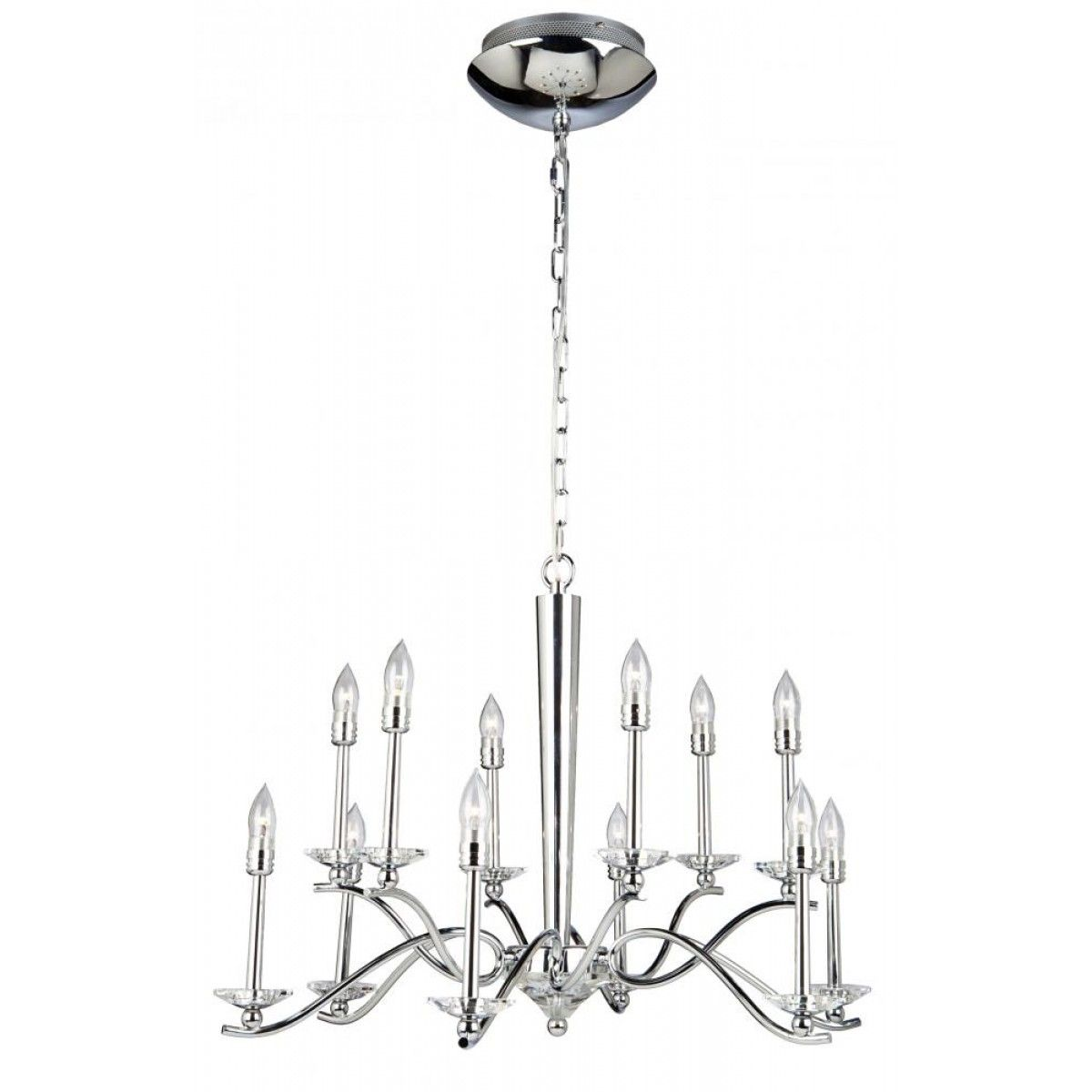 Chrome chandelier montreal lighting hardware chandeliers chrome chandelier montreal lighting hardware mozeypictures Gallery