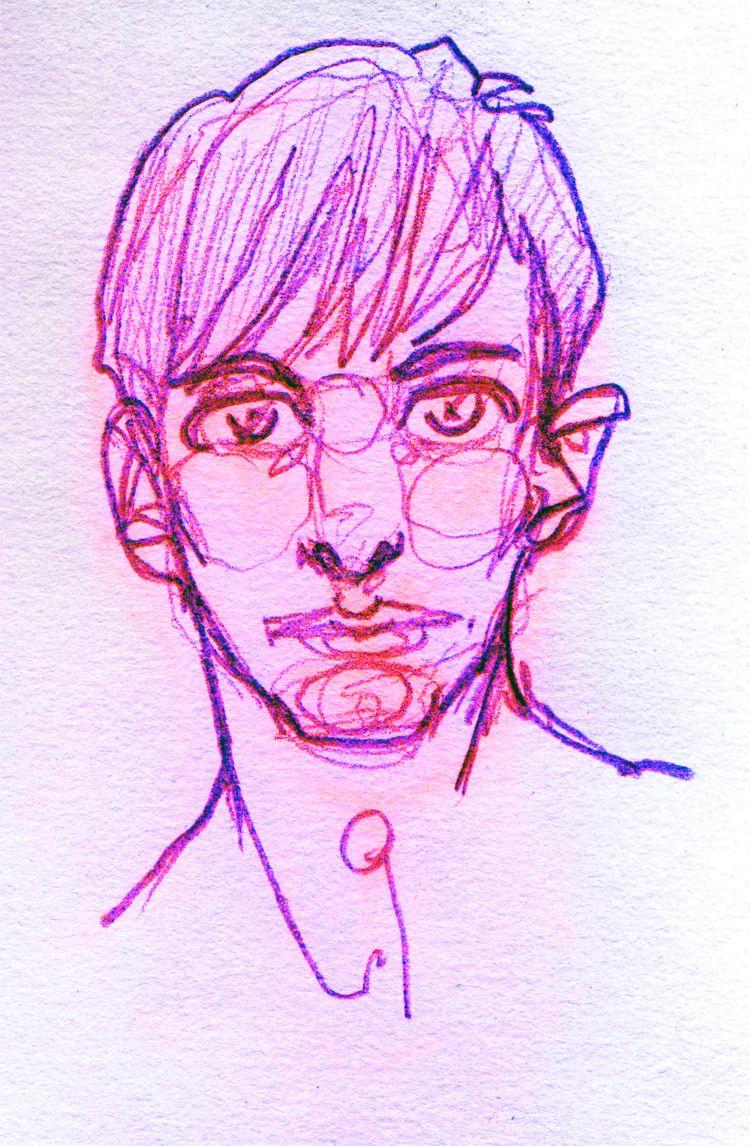 Bud. digital/drawing by Consti*