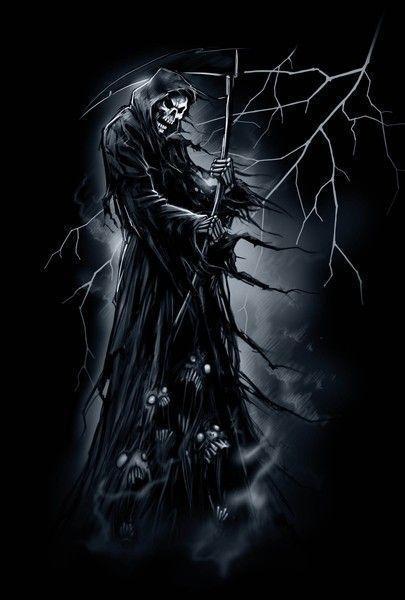 Grim Reaper Grim Reaper Art Grim Reaper Reaper