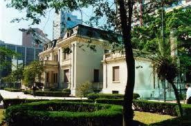 Casa das Rosas - Av. Paulista - SP