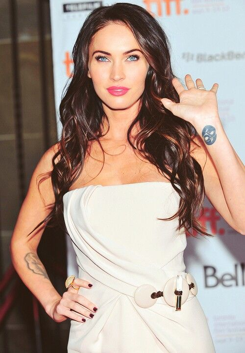 Pin By Lexie Missnightmare On Hidden Tattoos Megan Fox Tattoo Megan Fox Megan Fox Makeup