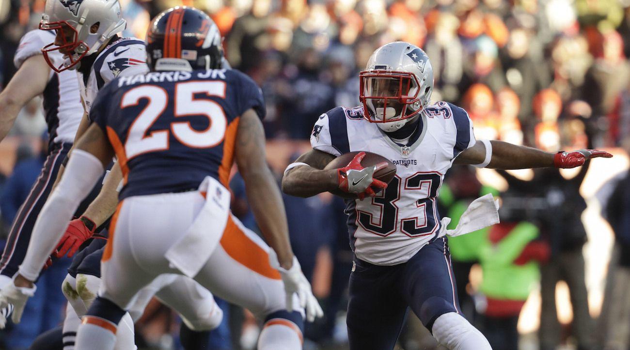 Watch online New England Patriots vs Denver Broncos live