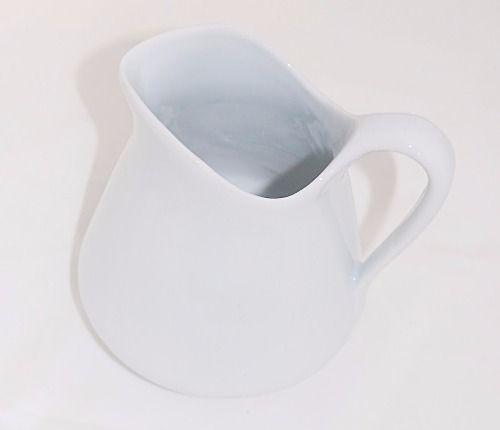 Leiteira Porcelana 0,5 Litros - R$ 21,50
