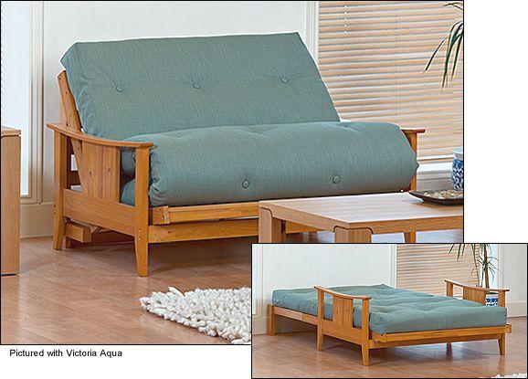Atlanta 2 Seat Futon Sofa Bed
